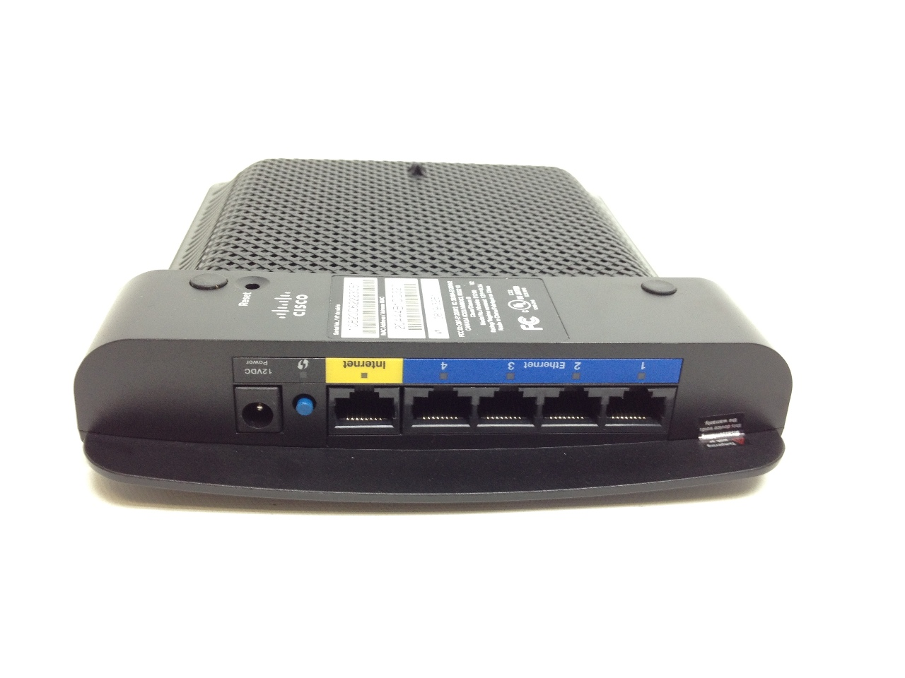 Linksys-E1200 N300 Wi-Fi Router